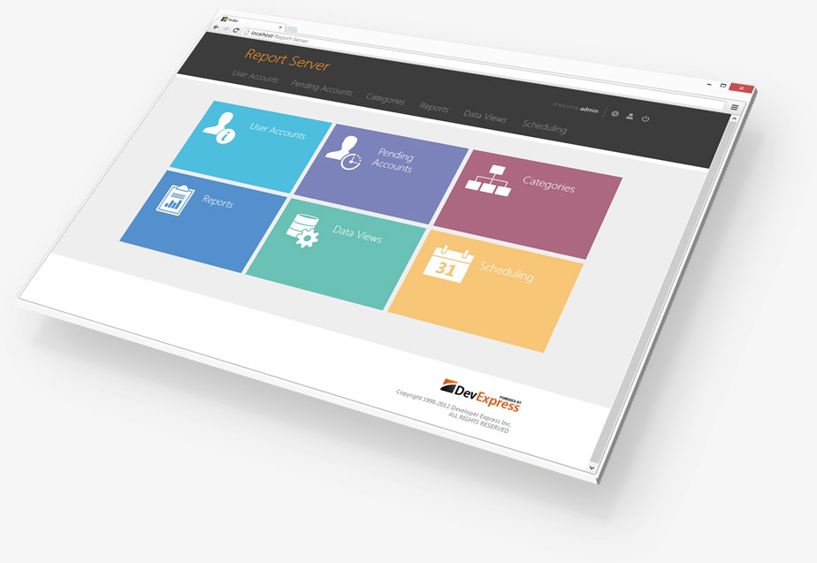 report-server-dashboard - SOS Software Service GmbH